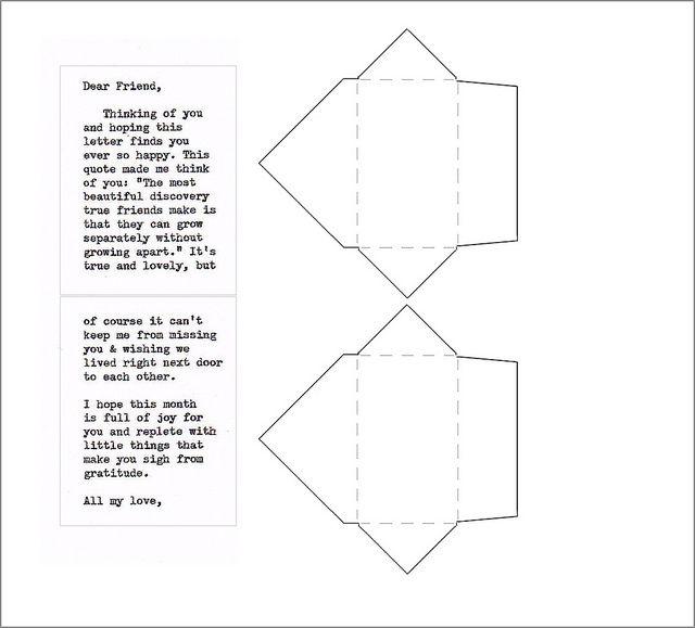 93 best images about envelope on pinterest. Black Bedroom Furniture Sets. Home Design Ideas