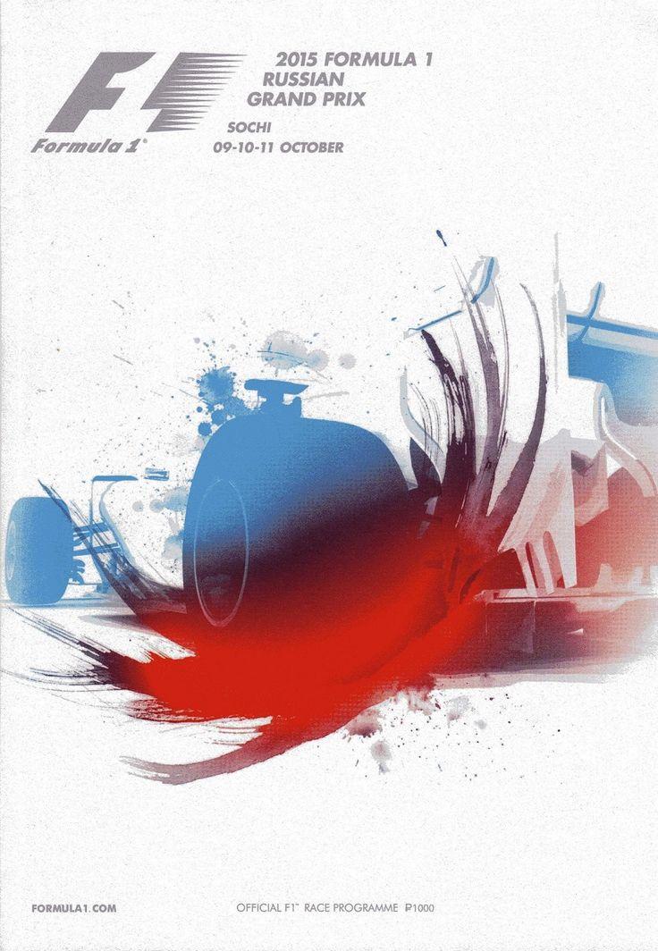 931GP - 2015 FORMULA 1  RUSSIAN GRAND PRIX