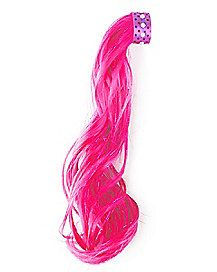 Kids Shimmer Faux Ponytail - Shimmer and Shine