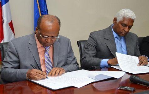 OTTT y Ministerio de Salud Pública firman convenio de cooperación - periodismo360rd periodismo360rd
