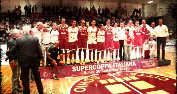Supercoppa Basket Femminile - Schio, primo trofeo: battuta Lucca #SupercoppaLBF - Schiacciamisto5.it