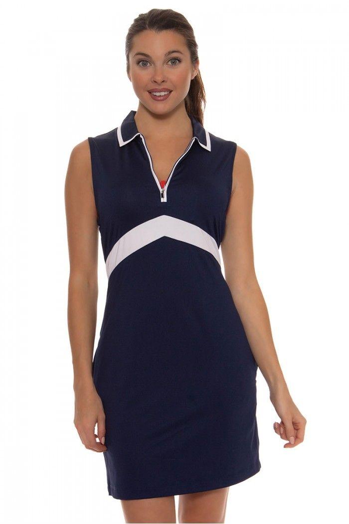 Ladies Golf Wear | EP Pro Rittenhouse Golf Dress : 0610KA ...