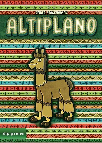 Altiplano | Board Game | Rules of Play