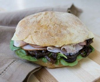 Grilled Ham & Gruyere | Sandwiches | Pinterest | Hams, Recipe and ...