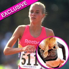 Suzy Favor Hamilton, Olympian-Turned-Hooker: Will She Identify Her Pimp In FBI Probe? | Radar Online