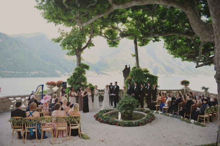Villa del Balbianello. Event Creation and production of Chicweddingsinitaly