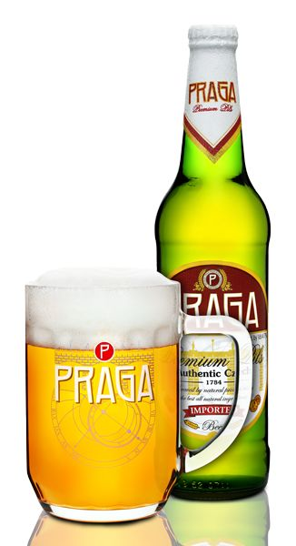 Praga - Authentic Czech Beer