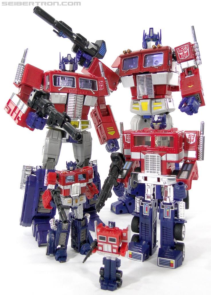 Optimus Prime(s)