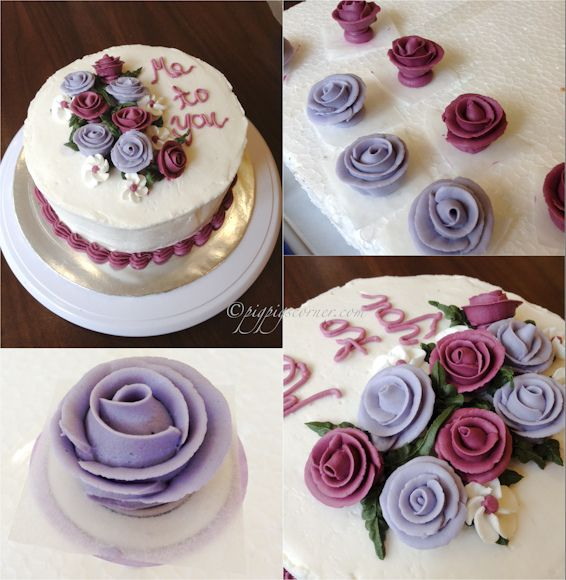 wilton course 1 cake images | Recent Photos The Commons Getty Collection Galleries World Map App ...