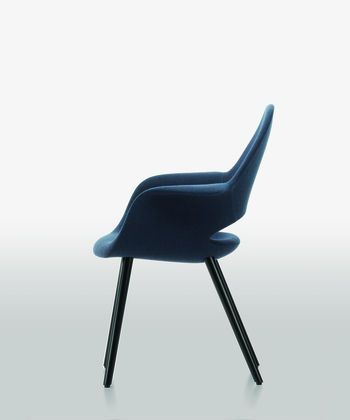 Organic Chair by Charles Eames & Eero Saarinen (1940)