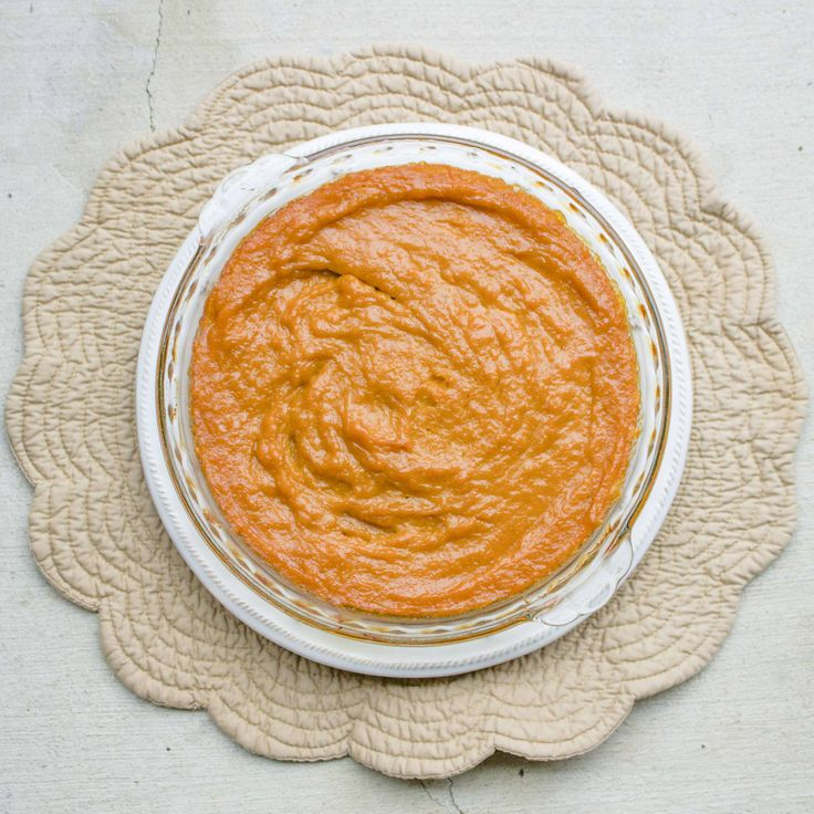 Super Delicious Winter Squash Souffle - Paleo and AIP. Perfect for Thanksgiving and Christmas!