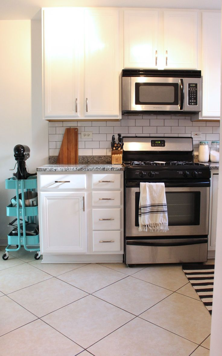The Affordable & Speedy Small Condo Kitchen Update — Renovation Project