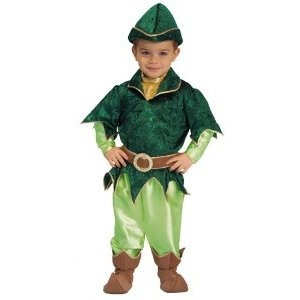 Deluxe Peter Pan Child Halloween Costume Size 4T Toddler --- http://rews.us/10b