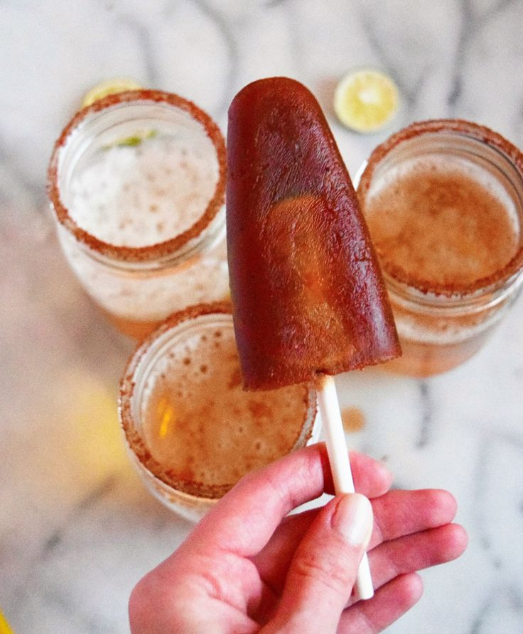 Michelada Popsicle Cocktails with Don Chelada 6