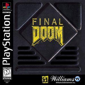 Complete Final Doom - PS1 Game