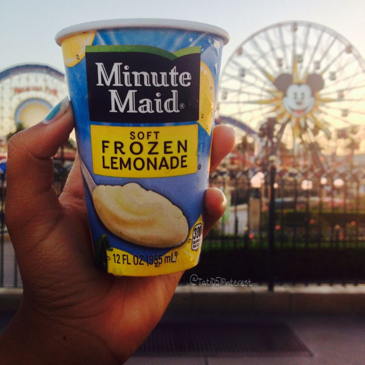 fair week = frozen lemonades