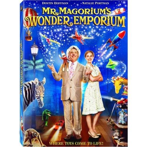 Mr. Magorium's Wonder Emporium (Widescreen Edition): Dustin Hoffman: Movies & TV