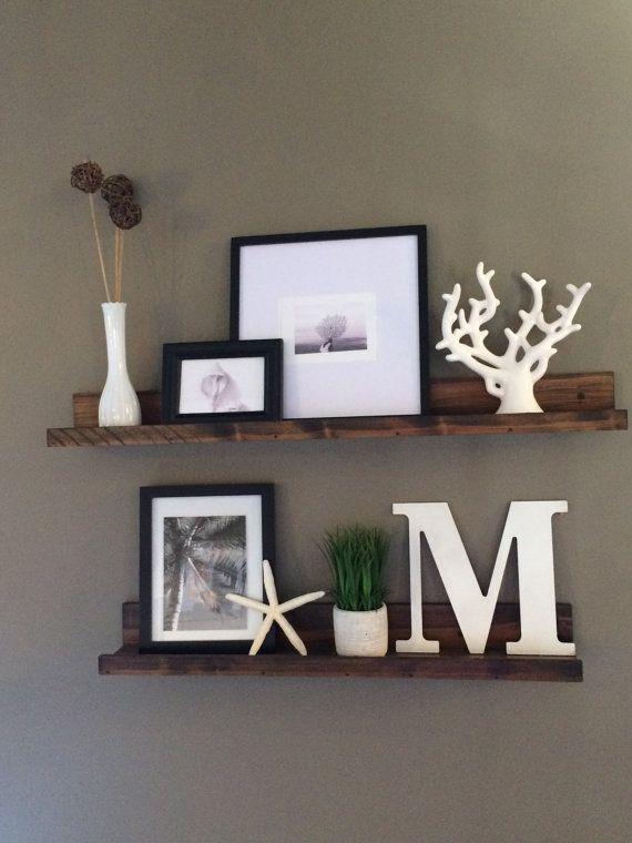 Best 25+ Gallery wall shelves ideas on Pinterest | Hallway ...