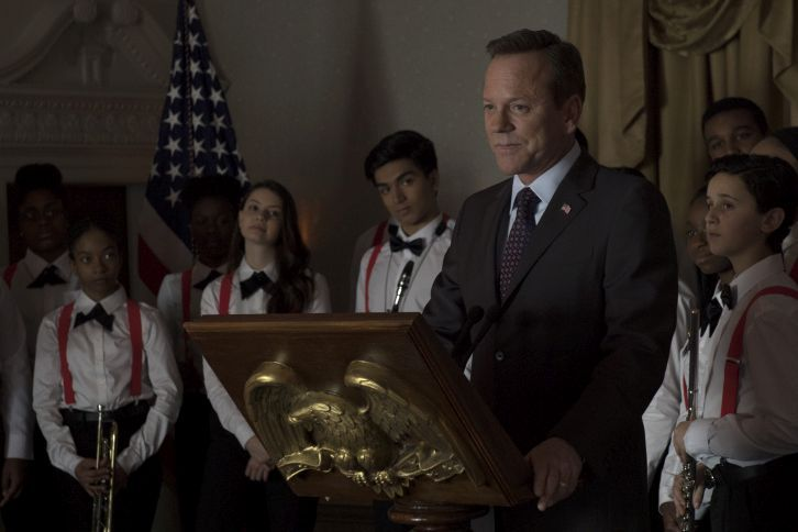 Designated Survivor - Episode 1.19 - Misalliance - Promo Sneak Peek Promotional Photos & Press Release