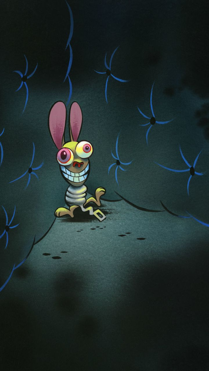17 best images about ren and stimpy wallpaper on