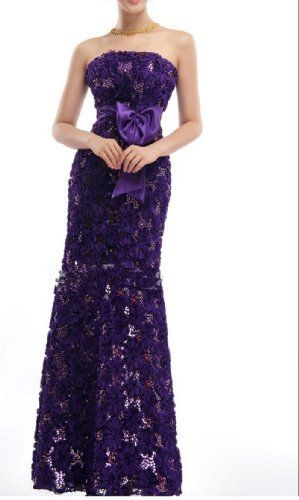 CP10 Purple lace fishtail size 8-14 Evening Dresses Evening Dresses party full length prom gown ball dress robe (PURPLE 12) LondonProm http://www.amazon.co.uk/dp/B00CX4WFKY/ref=cm_sw_r_pi_dp_1TZMtb0FYQM4SNF5