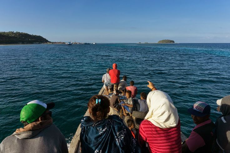 Keindahan Pulau Pemana dari Desa Gunung Sari | wisbenbae