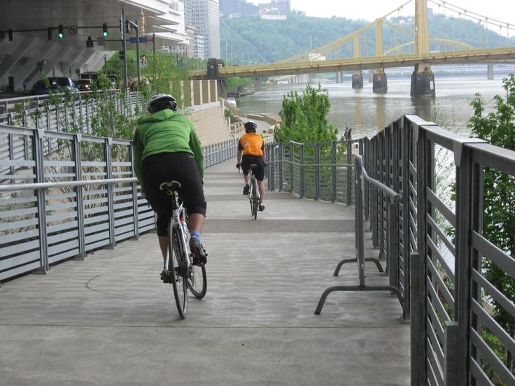 Bikes In Pittsburgh Pittsburgh bike trails