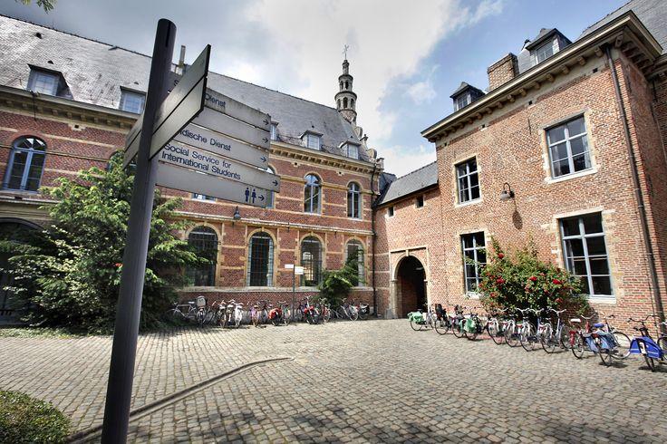Van Dalecollege (c) KU Leuven Rob Stevens