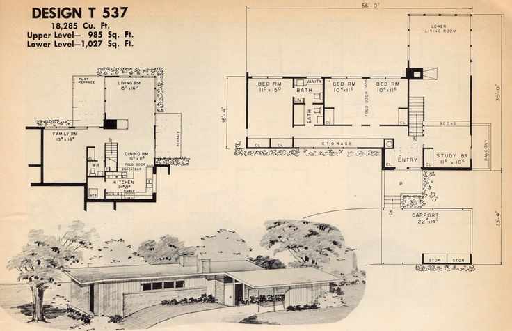 1000 Images About Mid Century Atrium Courtyard House On