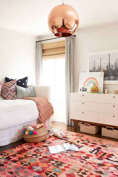 eclectic kids rooms