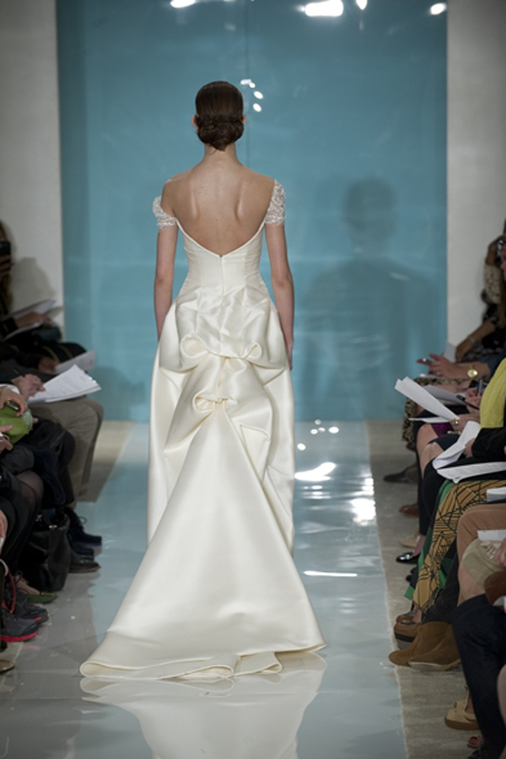 20 best Reem Acra Bridal images on Pinterest | Reem acra bridal ...