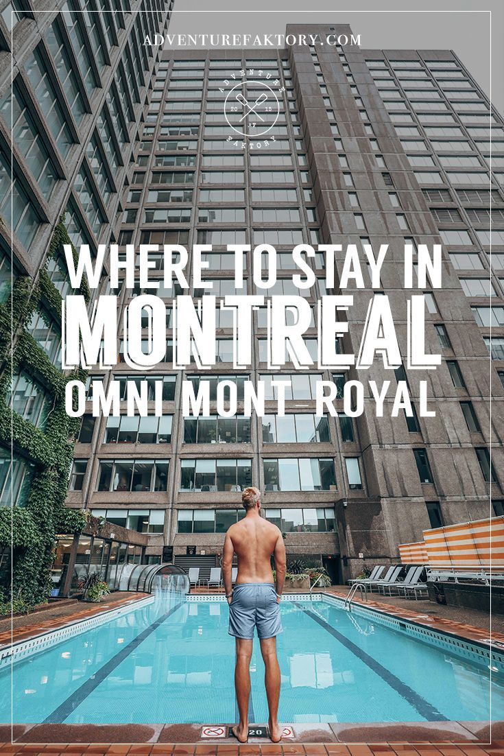 Where To Stay In Montreal Omni Hotel Canada Travel Usa Travel