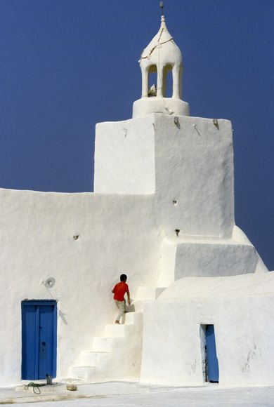 Djerba, the island of a thousand mosques