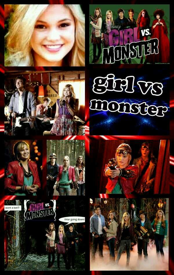 Olivia saint vs monsters