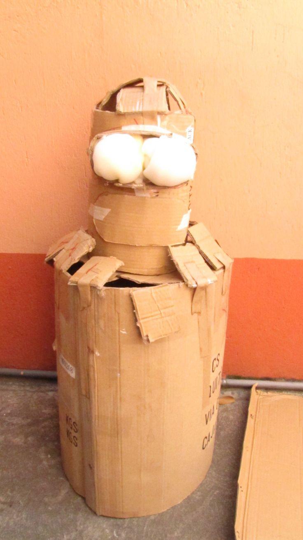 Resultado de imagen para bender robot de carton