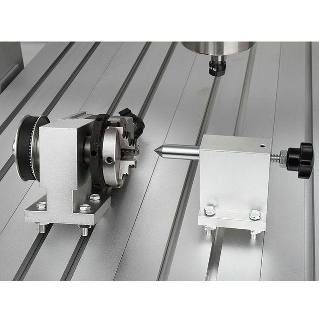 Source 4 Axis CNC 6040 China Mini DIY Desktop Hobby CNC Router Kits
