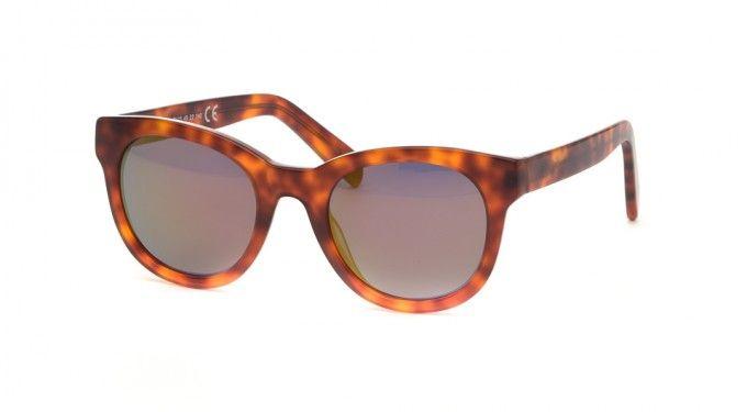 Rigorosamente artigianali e made in Italy, realizzati in cellulosa naturale derivata da cotone Rhodoïd, si presentano con la collezione FW 2014 gli occhiali da vista e da sole del neonato brand Athina' Lux. Grande attenzione... →