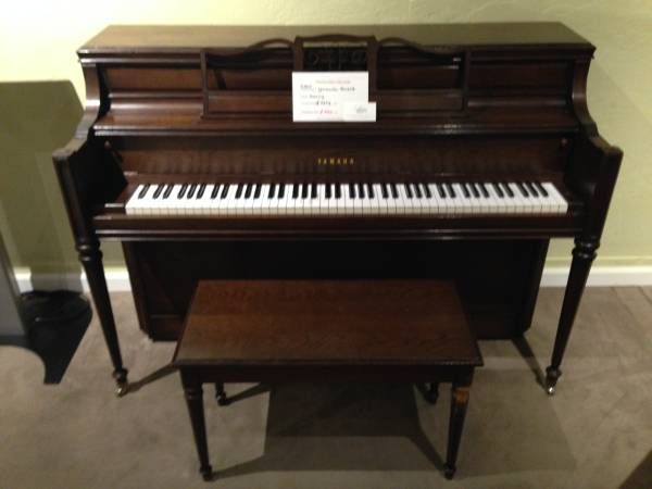 1000 ideas about yamaha piano prices on pinterest for Yamaha console piano prices