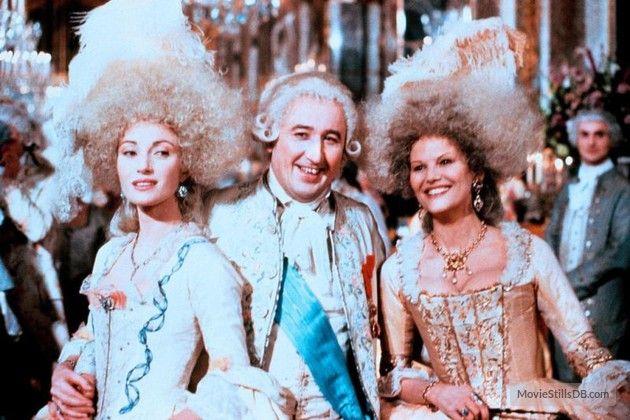 La révolution française - Publicity still of Claudia Cardinale, Jane Seymour & Jean-francois Balmer