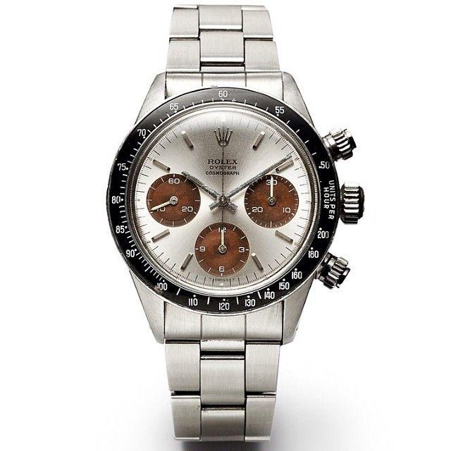 """Vintage Rolex daytona """"TROPICAL"""" dial ref.6263 #vintagewatch #rolex #daytona #tropical #cadran #dial #6263 #gentleman #Watch #gentlemanmodern"""