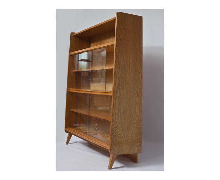 Witrynka/biblioteka, lata '60.