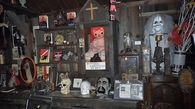 Portal dos Mitos: A Boneca Annabelle