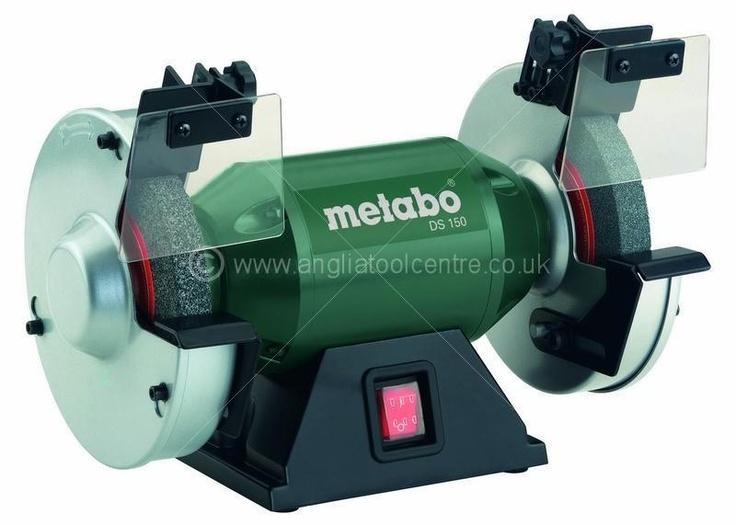 Metabo Ds150 150mm Bench Grinder 600w 240v Bench Grinder