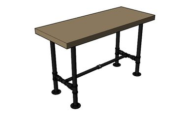 Locker Sofa Table Kit