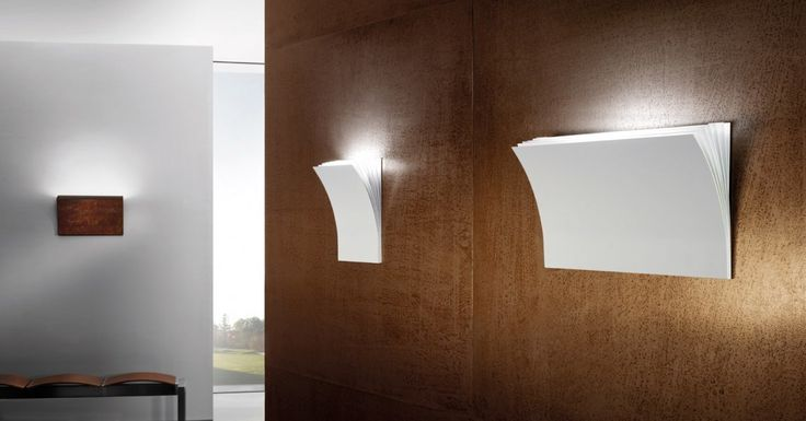 Polia 1-Light Wall Sconce in Textured Pearl White