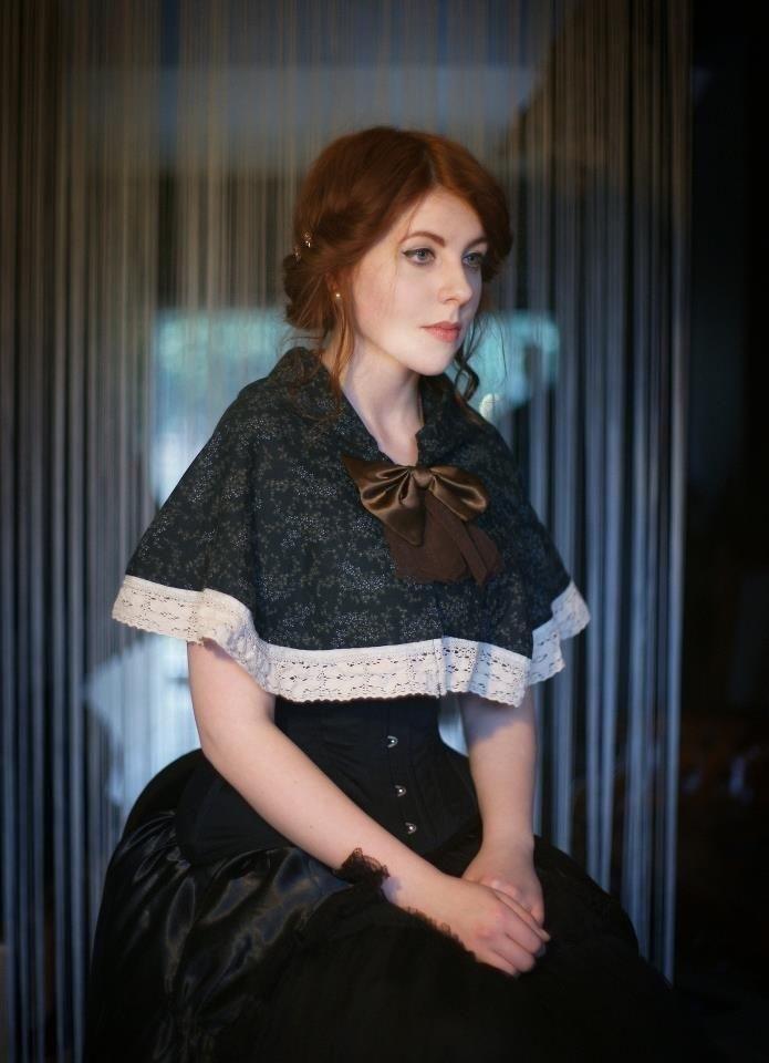 Designer:Marta Buchholz,Model: Madame Dentelle