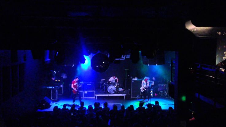 The Subways - Girls and Boys live - Rescue Rooms Nottingham - 29/03/15