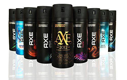 Top 10 Axe Body Sprays of 2019 | Products | Body spray