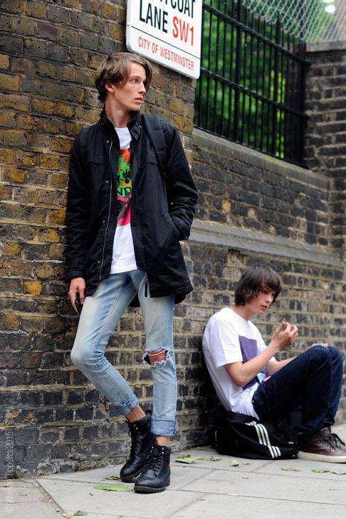 London | Menswear | Street Style | Fashion