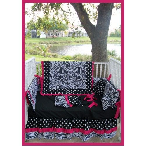 216 best Pink Crib Bedding Sets images on Pinterest | Crib ...